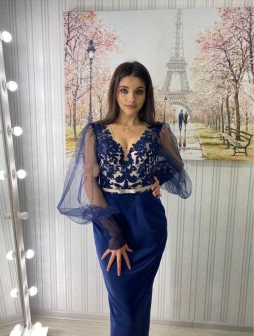 Вечернее платье А2097