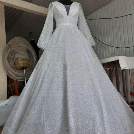 Свадебное платье А2137