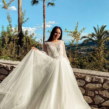 Платье А2154