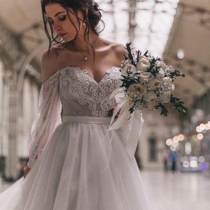 Свадебное платье А2170