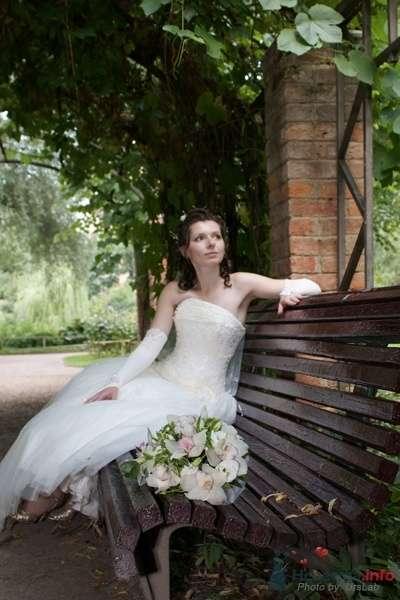 Фото 44277 в коллекции Мои работы  - Невеста01