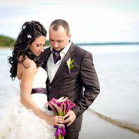 Свадьба Александра и Натальи 30.09.2013 Бирюза + шоколад