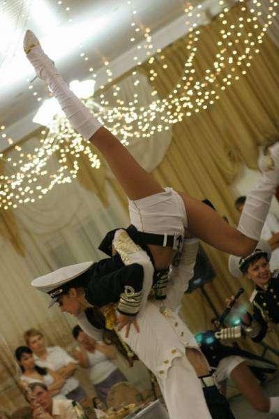 "Фото 1632213 в коллекции На палубе - Шоу-балет ""Ша Нуар"""