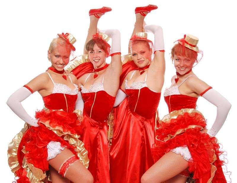 "Фото 1632277 в коллекции Кан-кан - Шоу-балет ""Ша Нуар"""