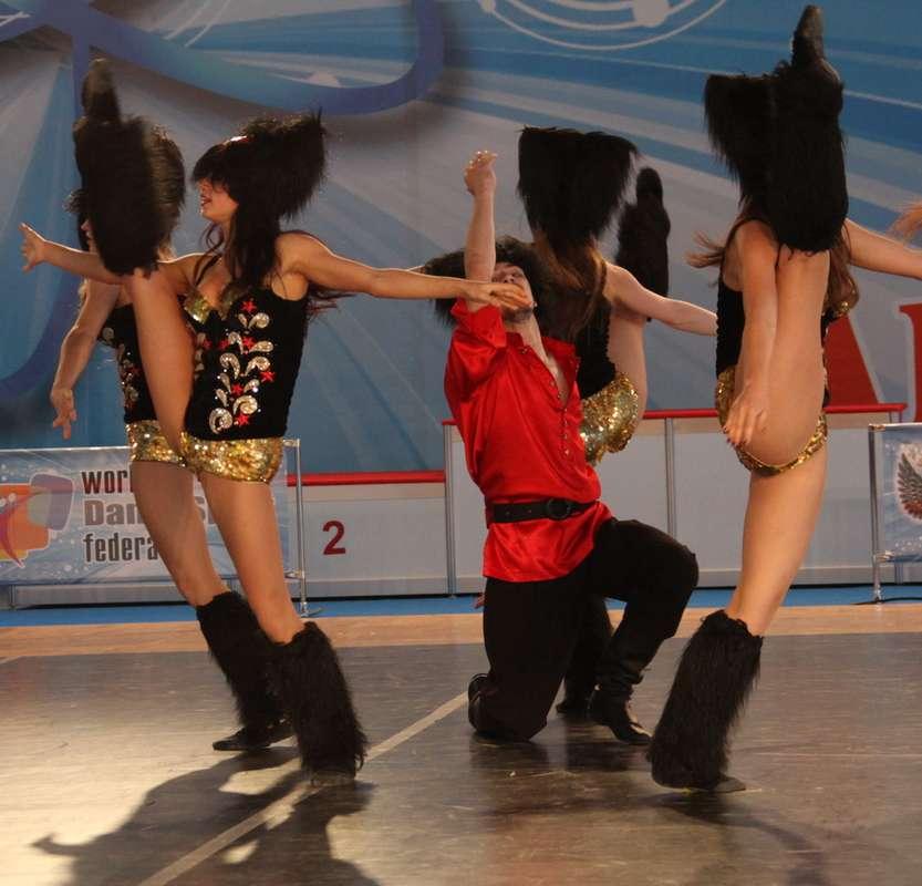 """Фото 1632301 в коллекции Наше диско - Шоу-балет """"Ша Нуар"""""""