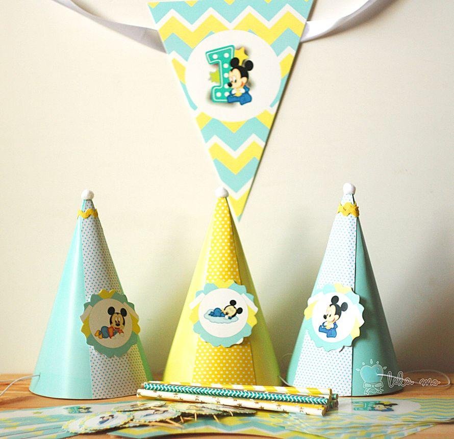 """Праздничный набор для детского дня рождения. - фото 6040867 Креативная лаборатория """"Mo"""" - аксессуары"""