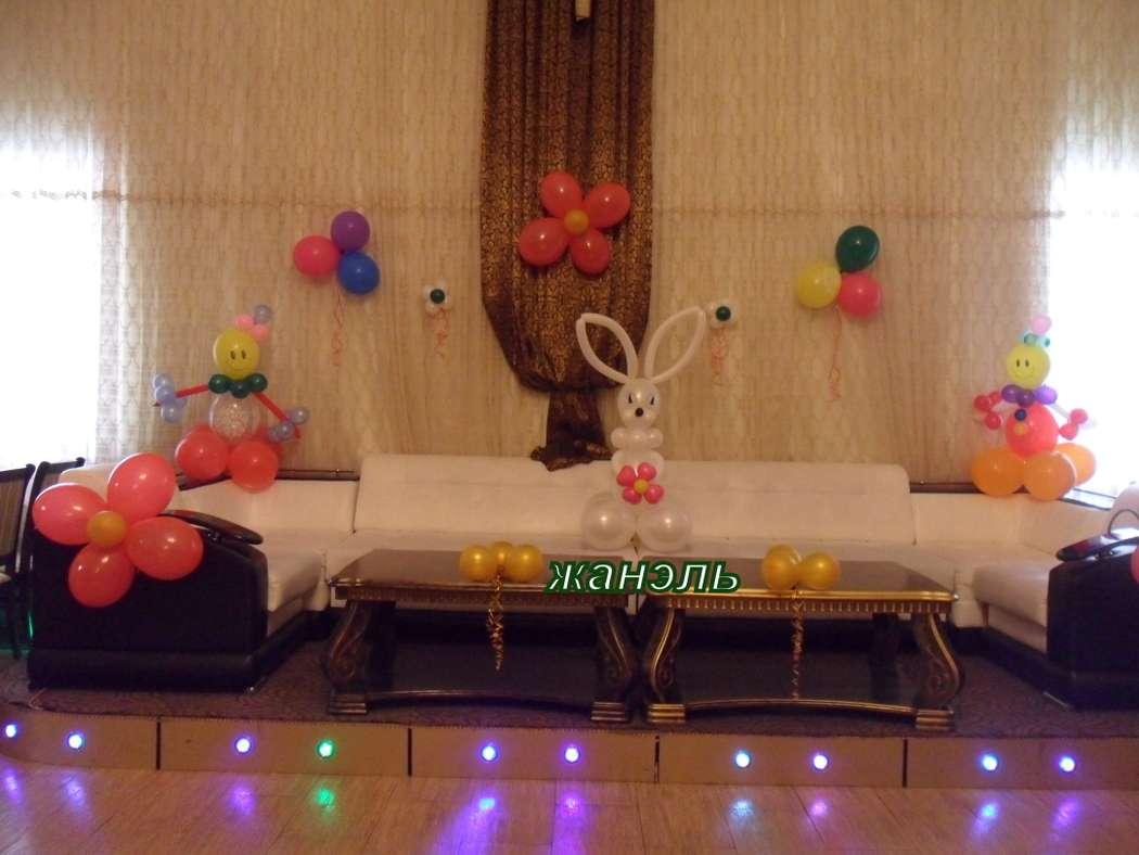 Детские праздники - фото 4617163 Жанэль - студия свадебного декора и услуг