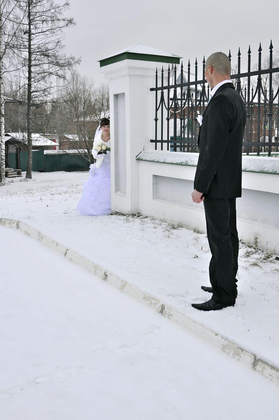 Фото 2101966 в коллекции Мои свадьбы - Видеограф Елена Дубова