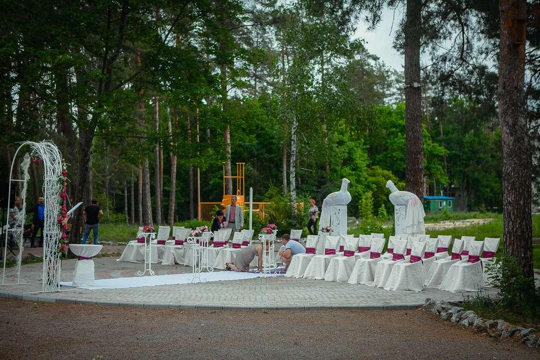 "Фото 1633101 в коллекции Свадьба ""Райский сад"" Александра и Ксении - Jolly Dаy - свадебное агентство"