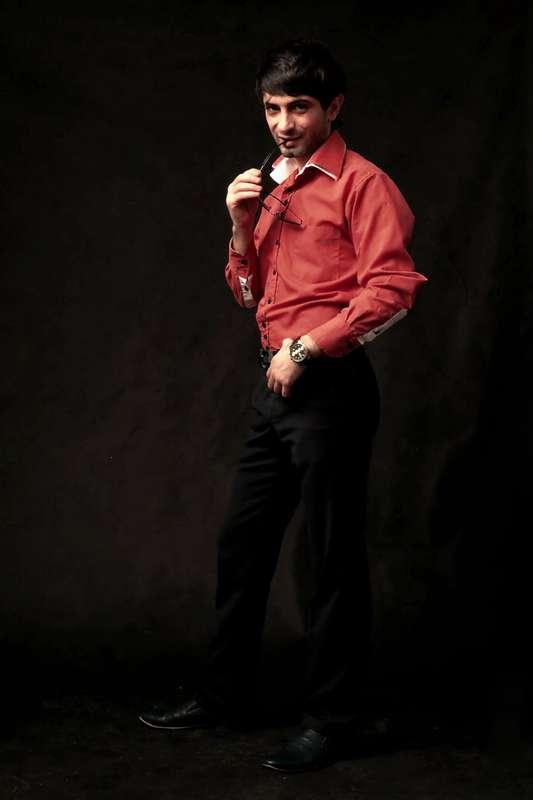 Фото 1633009 в коллекции Фото студия - Певец, вокалист, Левон Аракелян