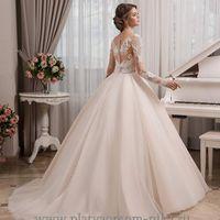 Свадебное платье а-силуэта, арт. 116