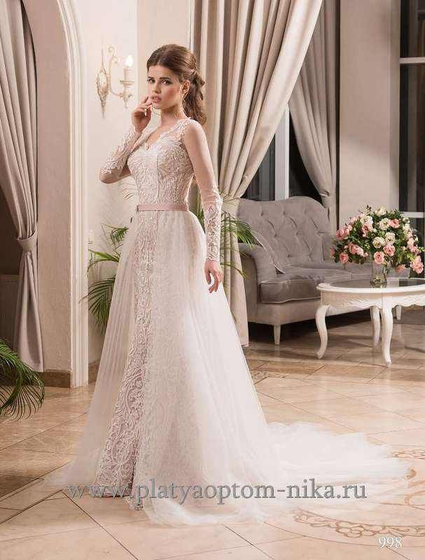 """Фото 16711392 в коллекции Свадебные платья - 2 - Свадебные и вечерние платья """"Ника"""""""