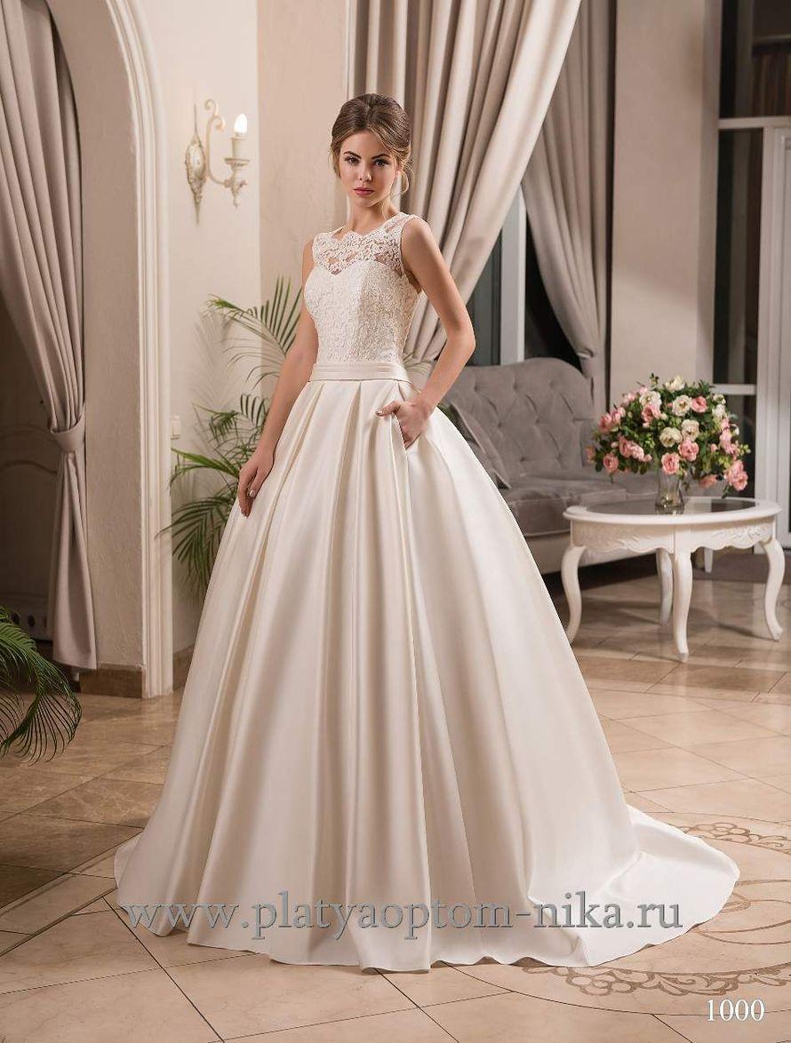 """Фото 16711402 в коллекции Свадебные платья - 2 - Свадебные и вечерние платья """"Ника"""""""