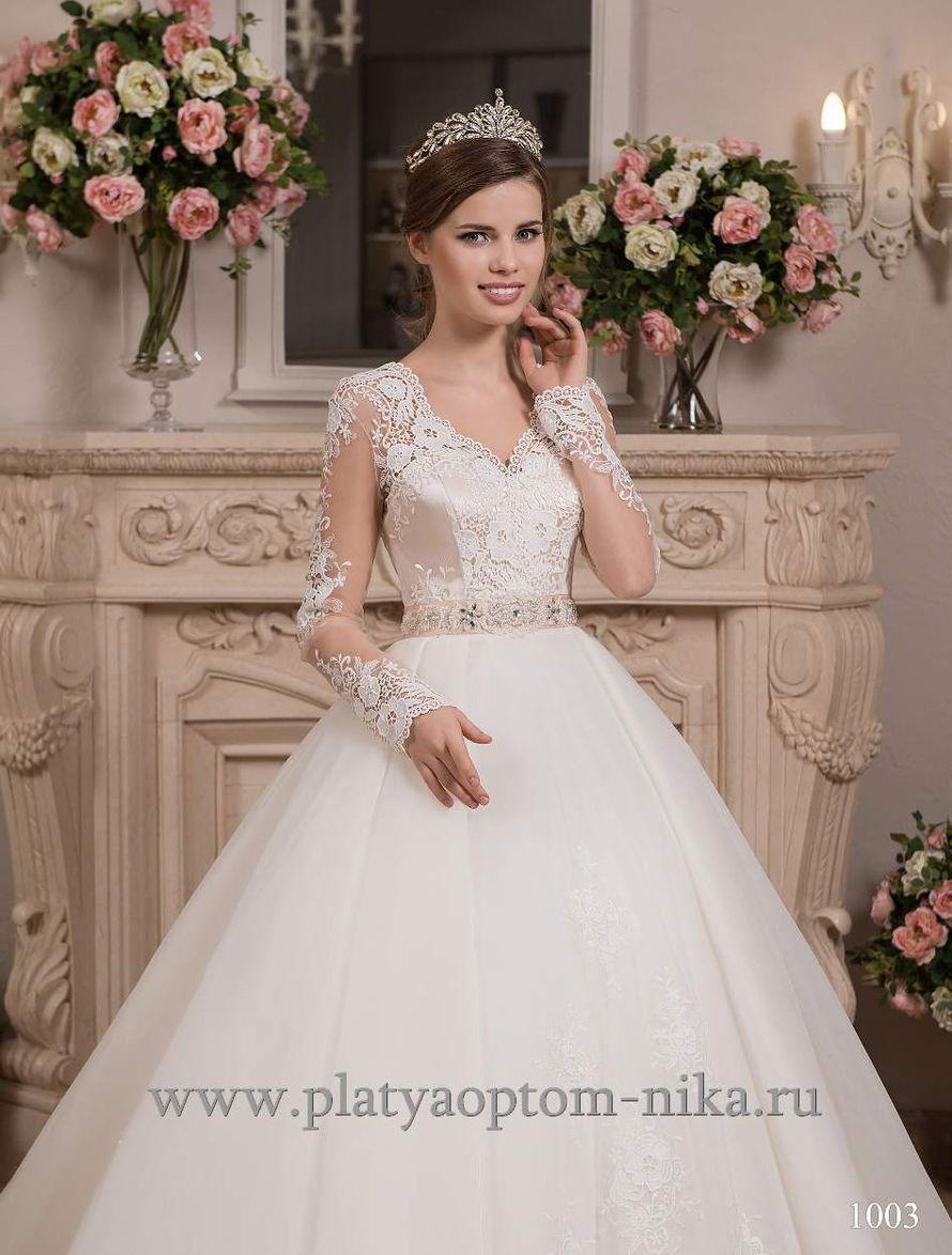 """Фото 16711422 в коллекции Свадебные платья - 2 - Свадебные и вечерние платья """"Ника"""""""