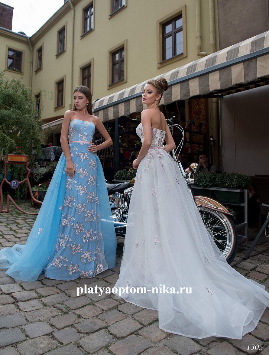 """Фото 16711538 в коллекции Вечерние платья  - 2 - Свадебные и вечерние платья """"Ника"""""""