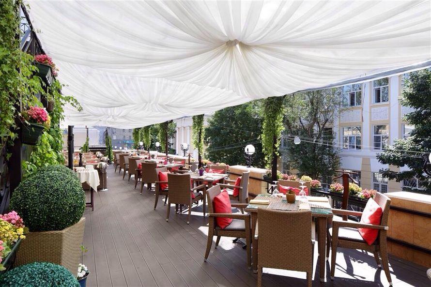 Фото 4270573 в коллекции Портфолио - Светлый restaurant и bar