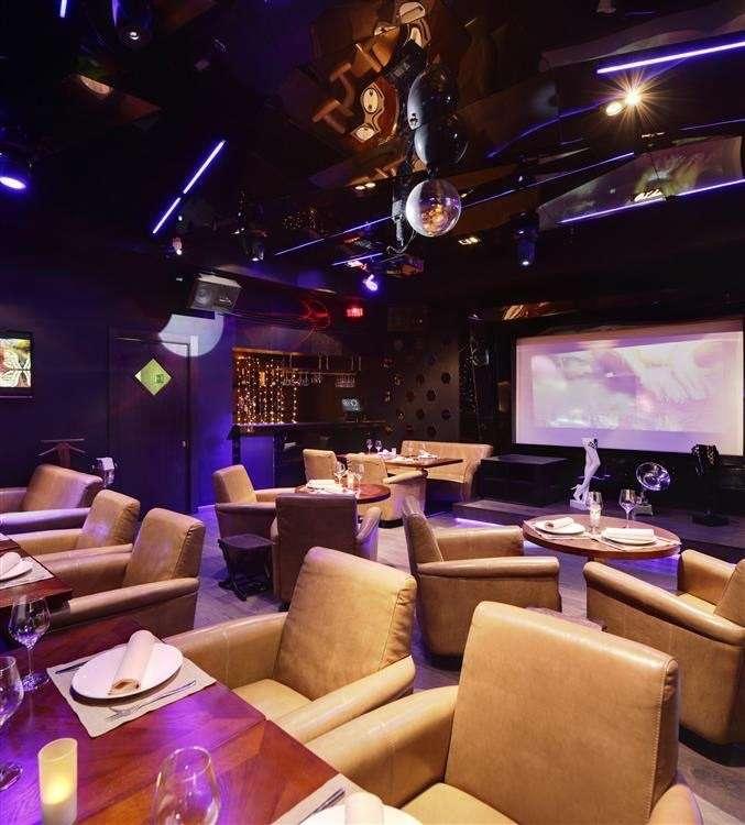 Фото 4270597 в коллекции Портфолио - Светлый restaurant и bar