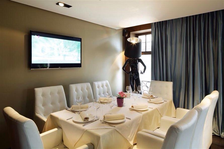 Фото 4270613 в коллекции Портфолио - Светлый restaurant и bar