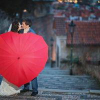 Свадьба Жени и Михаила в ноябре
