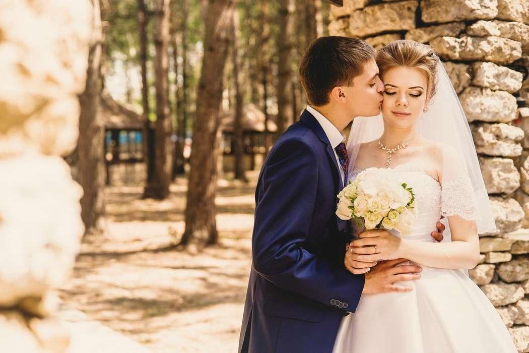 Фото 3311629 в коллекции Букет невесты наша работа - DIAMANTE-deco студия свадебного дизайна