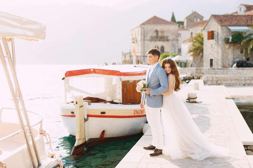 Wedding photoshoot in Montenegro  - фото 18285284 Фотограф Владимир Надточий