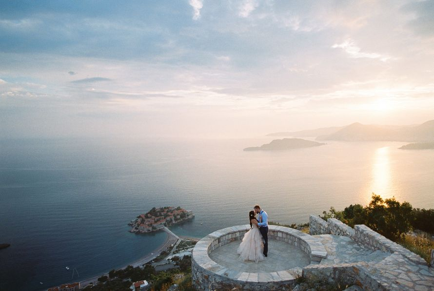 Wedding photoshoot in Montenegro  - фото 18285398 Фотограф Владимир Надточий