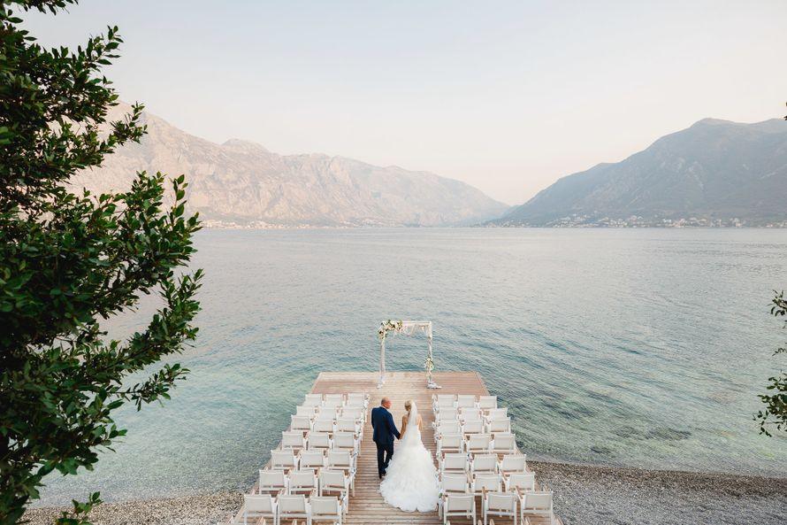 Wedding photoshoot in Montenegro  - фото 18285432 Фотограф Владимир Надточий