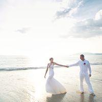 Свадьба Бебы и Марко в Таиланде 2013