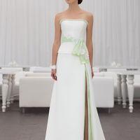 Primavera: самое весеннее платье из всех которые только возможны – нежное, легкое (а может быть и легкомысленное), женственное и невероятно элегантное. Ткани и материалы: натуральная тафта Цвет: платья: белый, жемчужный, кремовый Идея: несмотря на то