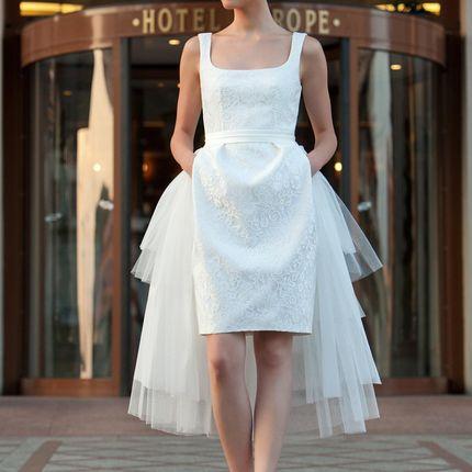 Свадебное платье Tulipe