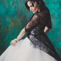 Платье Demi + плащ Balsara