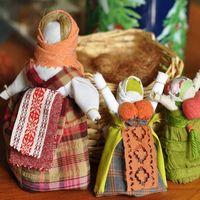 Обережные куклы славян