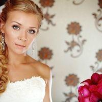 Макияж: я Прическа: Виктория Кузнецова