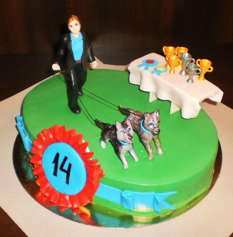 """Фото 8226140 в коллекции Избранные торты - Арт-кондитерская """"Торты от Светланы"""""""