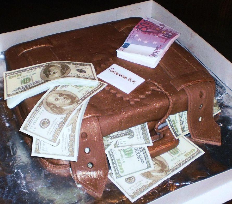 """Фото 8226214 в коллекции Избранные торты - Арт-кондитерская """"Торты от Светланы"""""""