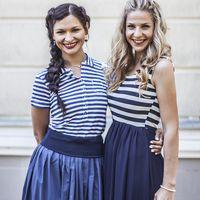 Подружки-морячки