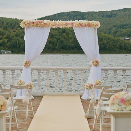 Арка свадебная для церемонии