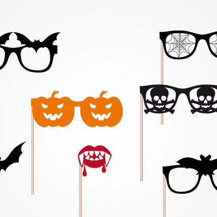 Фотобутафория Набор Halloween
