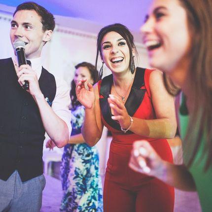 Проведение свадьбы + DJ + звук (без ограничения по времени)