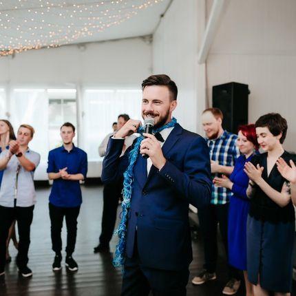 Заводной шафер на свадьбу