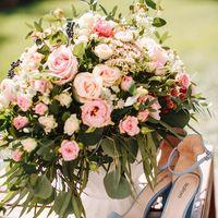 Lesnoy Village & MoreAmore - свадьба Кати и Миши: свадебной декор, выездная регистрация и банкет