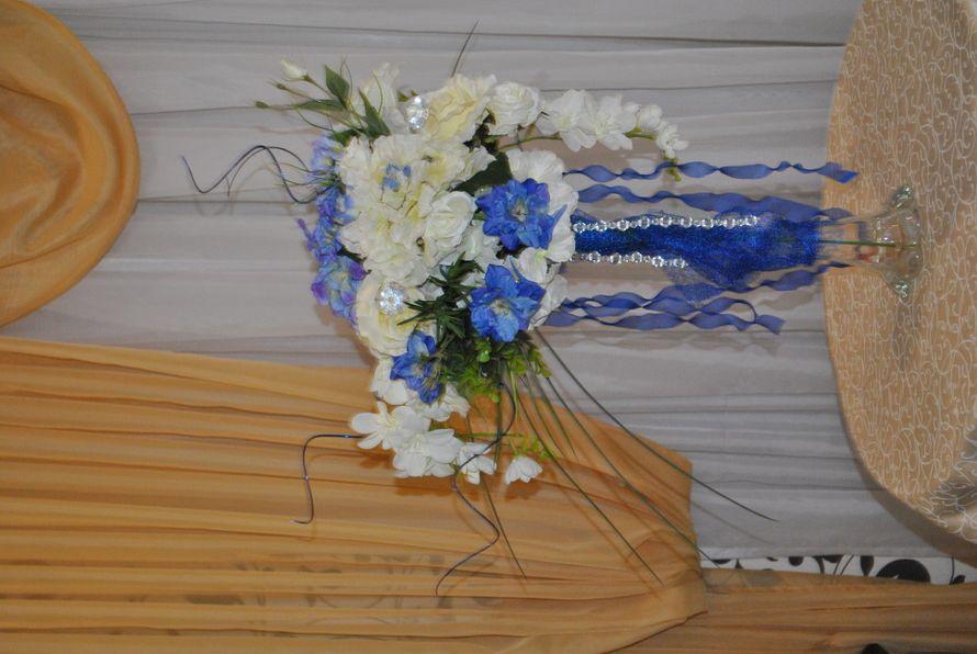 """Фото 2316452 в коллекции Сине-белая композиция - """"Event Show"""" - организация праздника"""