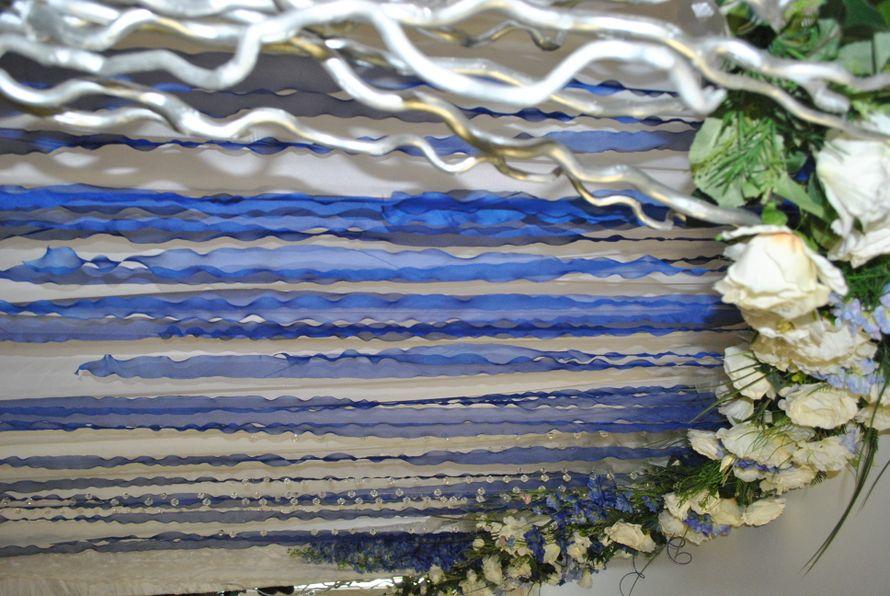 """Фото 2316460 в коллекции Сине-белая композиция - """"Event Show"""" - организация праздника"""