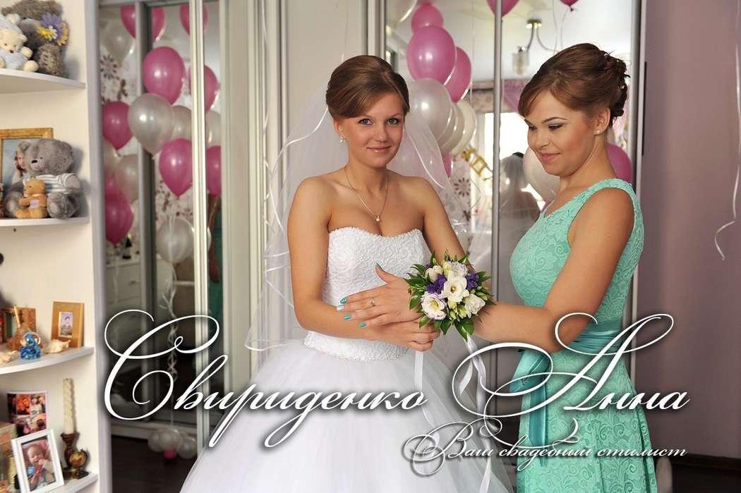 Фото 6804734 в коллекции Портфолио - Свириденко Анна - свадебный стилист