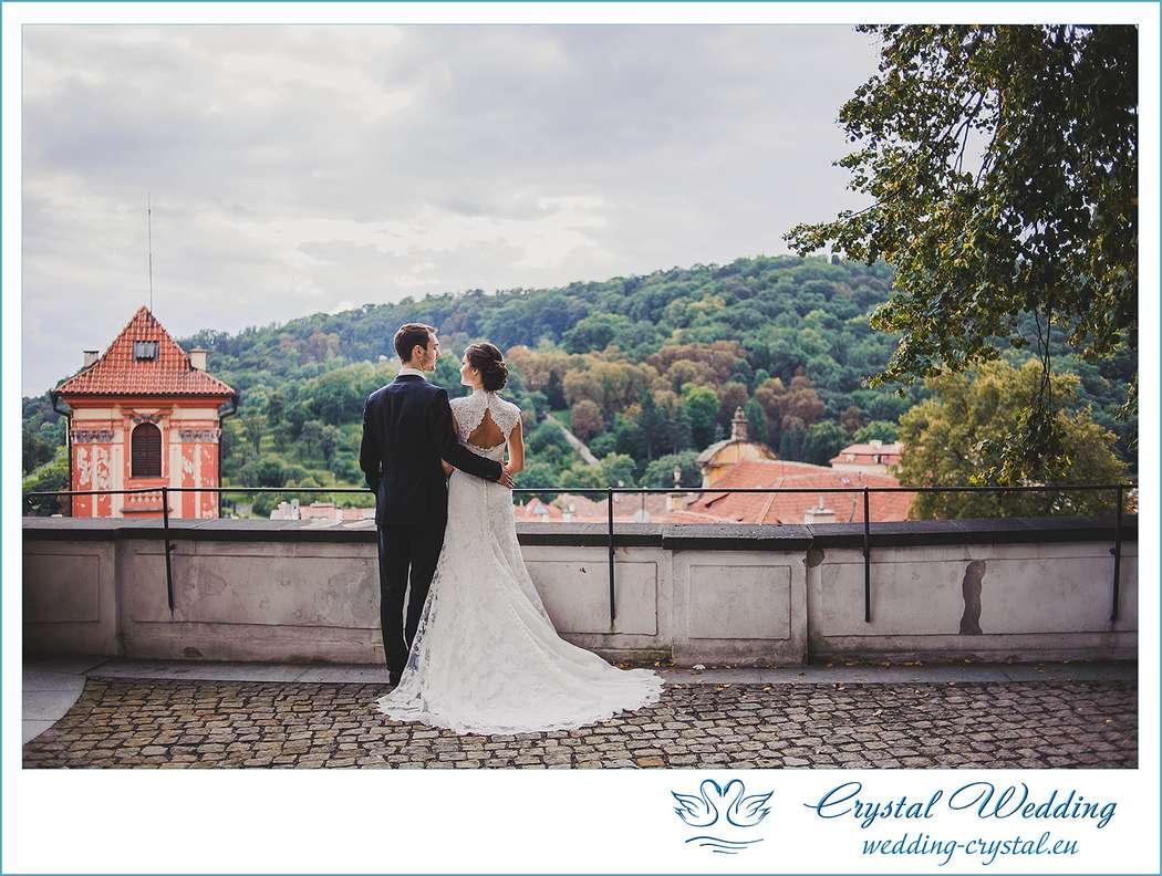 Фото 1792495 в коллекции Свадьба в замке Глубока - Crystal Wedding - свадьбы в Чехии и Европе