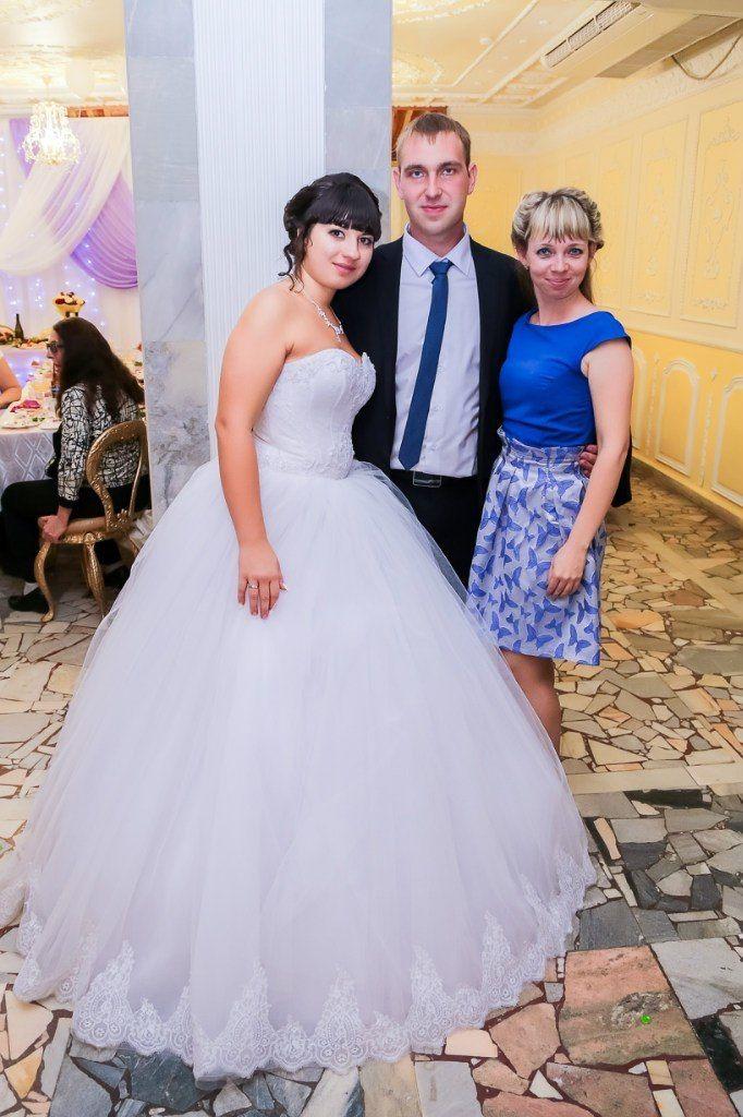 Екатерина+Сергей - фото 9350538 Ведущая и организатор Дарья Петрова