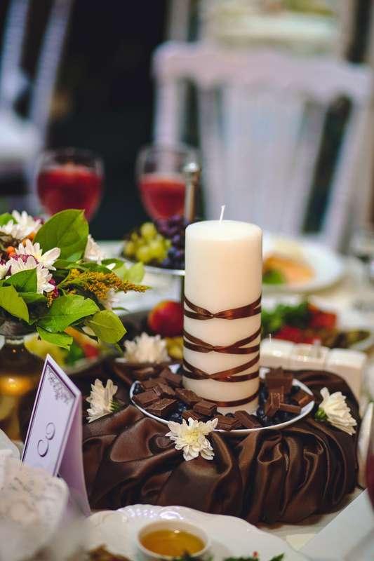 "Фото 12178392 в коллекции Шоколадная свадьба. Green House. Дмитрий и Юлия, 27 августа 2016 - Дизайн-студия ""Ярко"""