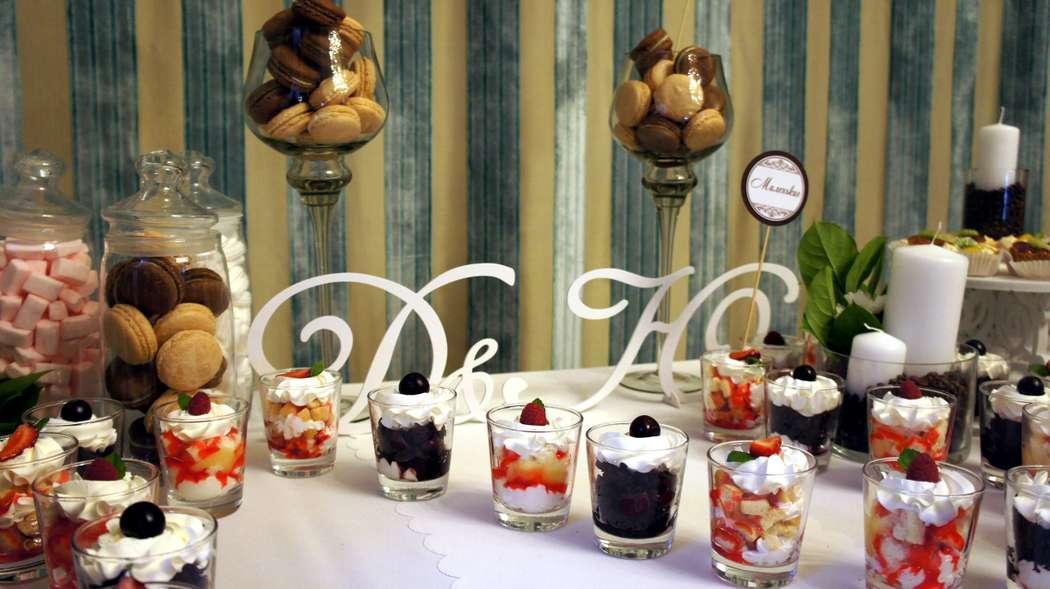 "Фото 12178400 в коллекции Шоколадная свадьба. Green House. Дмитрий и Юлия, 27 августа 2016 - Дизайн-студия ""Ярко"""