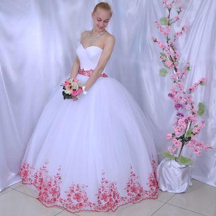 Свадебное платье Украинка