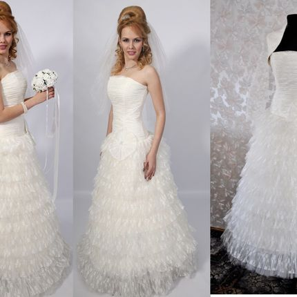 Свадебное платье Барби